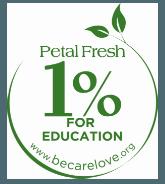 Petal Fresh - 1% na edukację