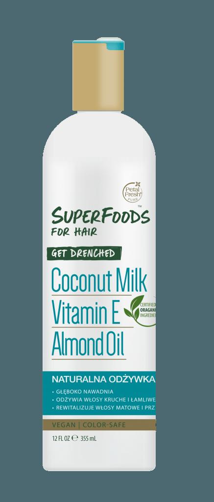 odzywka mleczko kokosowe