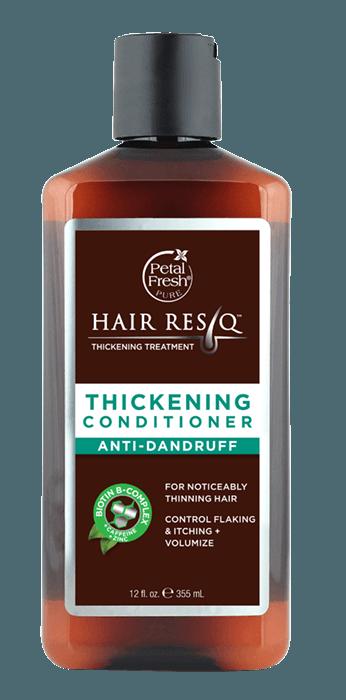 Naturalna odżywka do pielęgnacji włosów z tendencją do powstawania łupieżu HAIR RESCUE™ Petal Fresh Pure