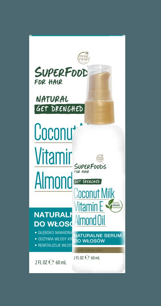 serum mleczko kokosowe