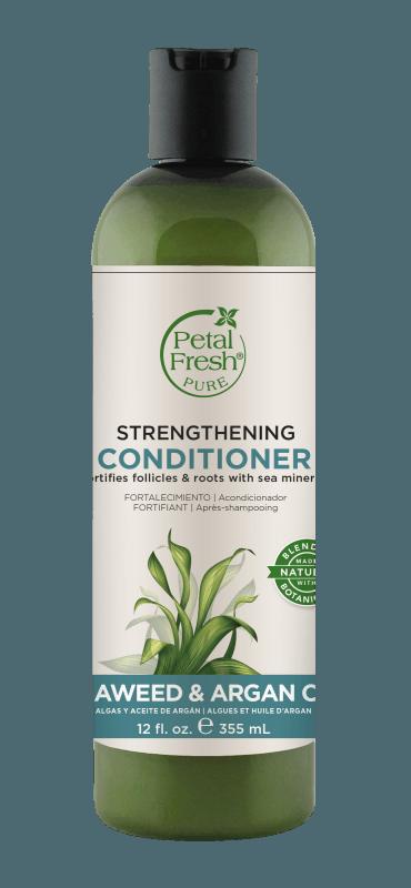Wzmacniająca odżywka do włosów SEAWEED & ARGAN OIL