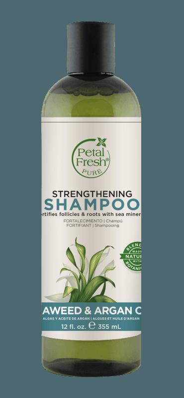 Szampon wzmacniający włosy SEAWEED & ARGAN OIL
