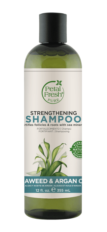 szampon olej z alg i morskie minerały PURE
